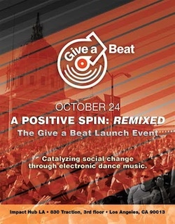 positive spin flyer front
