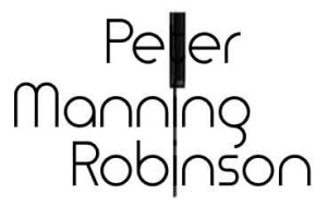 peter manning robinson logo
