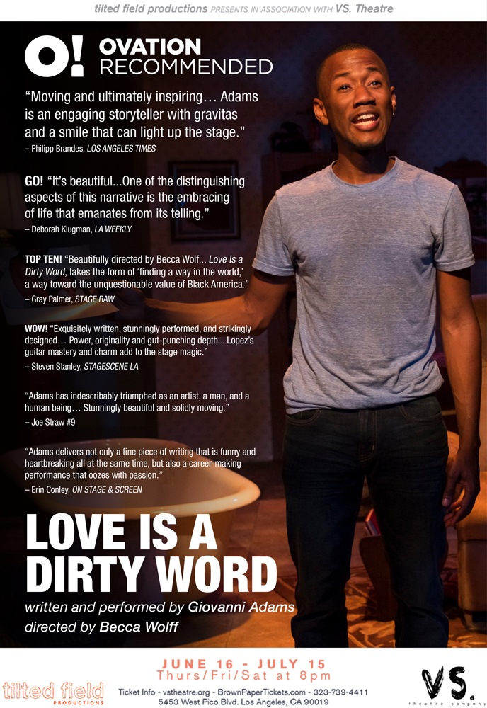 Praise for Love is a Dirty Word