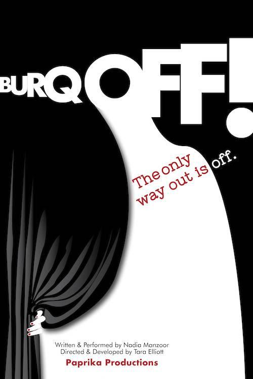 burq off! poster low res