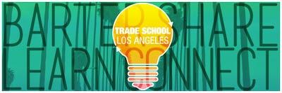 trade school la banner