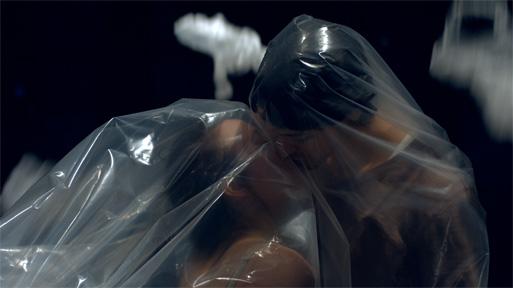 Choreographer Jennifer Kayle's Smoke-Screen. Photo by Eric Lawrence.